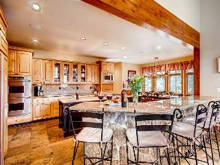 Large Family Home Near Town with Gourmet Kitchen, Game Room & Private Hot Tub - Breckenridge vacation rentals