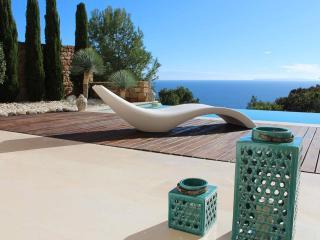 Breathtaking property,amazing seaview,private pool - Roco Llisa vacation rentals
