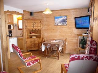 studio ***  AURORE 2 pour 2/4 pers - La Clusaz vacation rentals