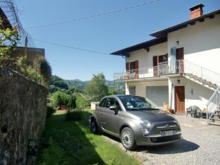 Spacious Apartment Lake Como - Schignano vacation rentals