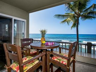 Kona Oceanfront-Large Lanai-Stunning Ocean View-Quiet,Tropical Boutique Resort - Kailua-Kona vacation rentals