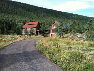 Stunning 4 BR home on the Bench above CB.Views,hot tub.Steps to town! - Crested Butte vacation rentals