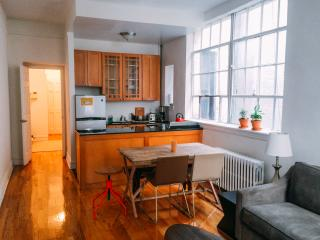 Spacious 1BR in Upper East close to Central Park - New York City vacation rentals