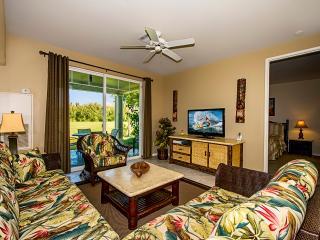 Tropical Hawaiian Style Condo- Fairway Villas F3 - Waikoloa vacation rentals