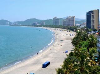 Modern Condo Ocean View, tranquil, clean , - Santa Marta vacation rentals