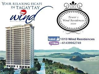 1010 (Wind Residences, Tagaytay) - Tagaytay vacation rentals