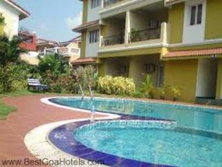 2 BHK Luxurious Furnished Apartment - Candolim vacation rentals