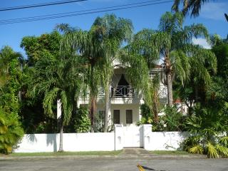Tropical garden villa, close to fabulous beach - Speightstown vacation rentals