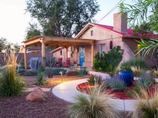 Casa La Huerta - Unique N. Valley Adobe Home - Albuquerque vacation rentals