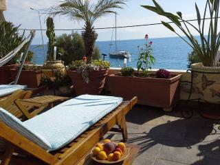 Sikia private suite on the sea A - Corinth vacation rentals