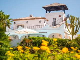 Stunning 6 bedroom villa with large pool and views - Estepona vacation rentals