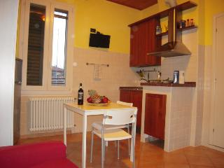 Bright Studio with A/C and Housekeeping Included - Bologna vacation rentals