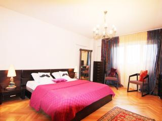 CERT ACCOMMODATION - RIVER ART 2 BEDROOM APARTMENT - Bucharest vacation rentals