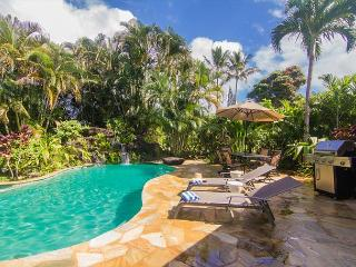 Paradise Pool Home: Your Tropical Hawaiian Oasis! - Princeville vacation rentals