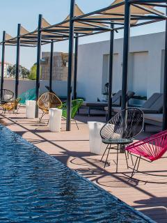 Luxurious flat in new high-rise - Puebla vacation rentals