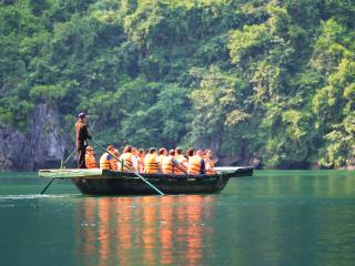 Halong 2 Days 1 Night on Swan Cruise Halong - Tuan Chau Island vacation rentals