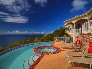 4 bedroom Villa with Internet Access in Cruz Bay - Cruz Bay vacation rentals