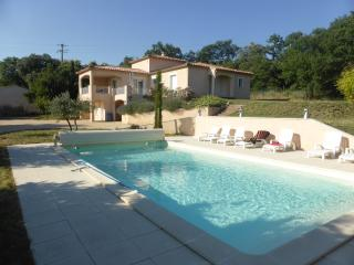 Nice Villa with Internet Access and A/C - Euzet-les-Bains vacation rentals