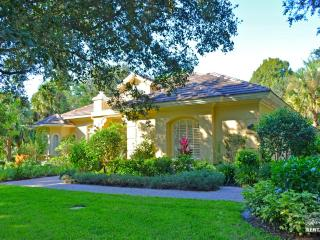 Stunning, elegant estate home in exclusive Collier's Reserve. - Naples vacation rentals