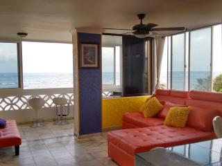 2 bedroom Condo with A/C in San Andres - San Andres vacation rentals