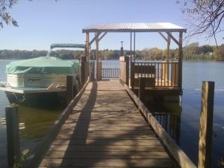Broadened Horizons' Lakeside Independence Retreat - Rice vacation rentals
