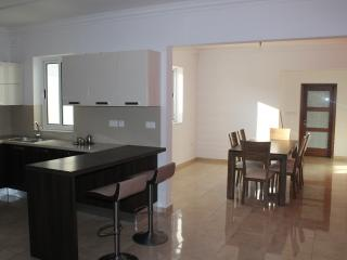 Large 3 bedrooms appartment  mins away from sea. - Marsascala vacation rentals