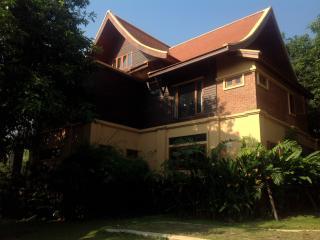Stunning contemporary villa on detox spa resort - Mae Rim vacation rentals