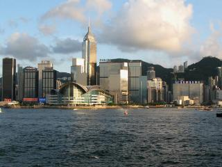 NEW 2BR by Wanchai MTR. Airport Access. With Patio - Hong Kong vacation rentals