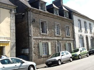 Huelgoat very large Maison in town centre - Huelgoat vacation rentals
