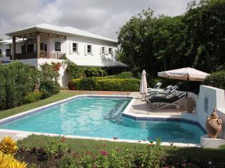 THE VILLA : Luxury villa , large pool, ocean views - Saint David's vacation rentals