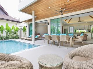 KA Villa: 4 Bed Private Pool Villa - Rawai vacation rentals