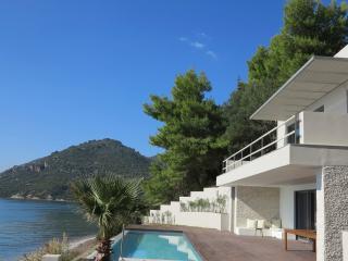 Villa Kastos Stunning Views over the Ionian Sea - Paleros vacation rentals