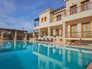 5 Bedroom Luxury Villa + Pool + Tennis Court - Paphos vacation rentals