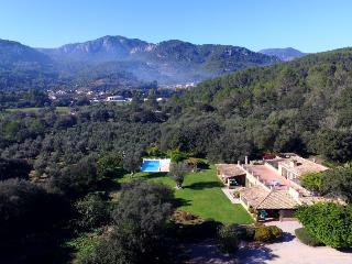 Sa Tafona in Esporles with padel court - Esporles vacation rentals