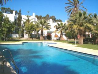 3 bed Townhouse in a lush tropical gated complex, FREE Wifi, shared pool - Mojacar vacation rentals