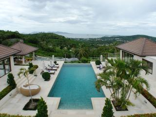 Private Pool Villa with 6 Sea View Bedrooms - Bophut vacation rentals