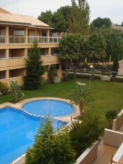 1 bedroom Apartment with Garden in Godella - Godella vacation rentals