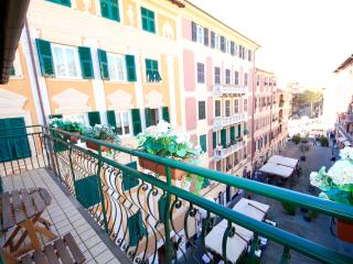 SKY 2BR-balcony above center city by KlabHouse - Santa Margherita Ligure vacation rentals