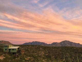 Chinati Hot Springs Cabin - Marfa vacation rentals