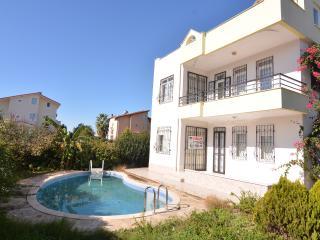 3 bedroom Villa with A/C in Bogazkent - Bogazkent vacation rentals