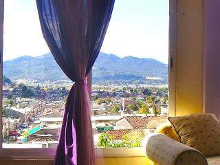 Cozy 3 Bedroom Apartment Best View & Fireplace - San Cristobal de las Casas vacation rentals