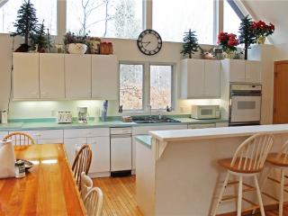 Located at Base of Powderhorn Mtn in the Western Upper Peninsula, Large Home with Spacious White Kitchen & 2 Wood-Burning Fireplaces - Ironwood vacation rentals