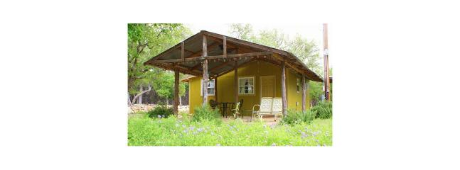 Romantic 1 bedroom Cabin in Wimberley with DVD Player - Wimberley vacation rentals