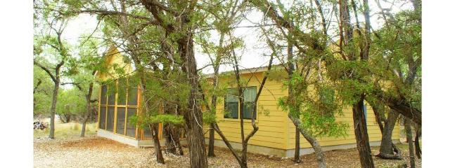 Cabin in the Oaks - Image 1 - Wimberley - rentals