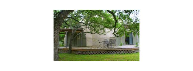 Dome River House - Image 1 - Wimberley - rentals