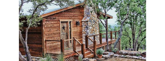 Luxury Cabins @ Stony Ridge – Emerald Cabin - Wimberley vacation rentals