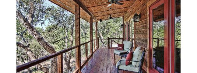 Luxury Cabins @ Stony Ridge – Ruby Cabin - Image 1 - Wimberley - rentals