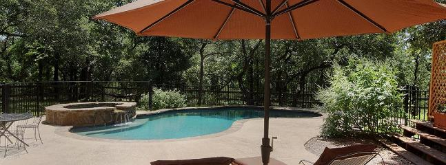 Cozy Wimberley vacation Cabin with Deck - Wimberley vacation rentals