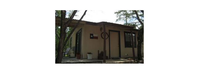 Hummingbird Cabin at North Eagles Nest Ranch - Image 1 - Wimberley - rentals