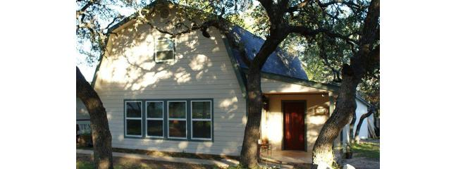 Texas Timber Inn – The Cypress Suite - Image 1 - Wimberley - rentals